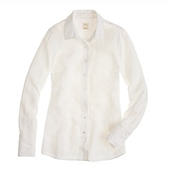 Perfect shirt in linen