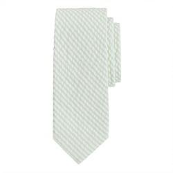 Seersucker tie<BulletPoint></BulletPoint>