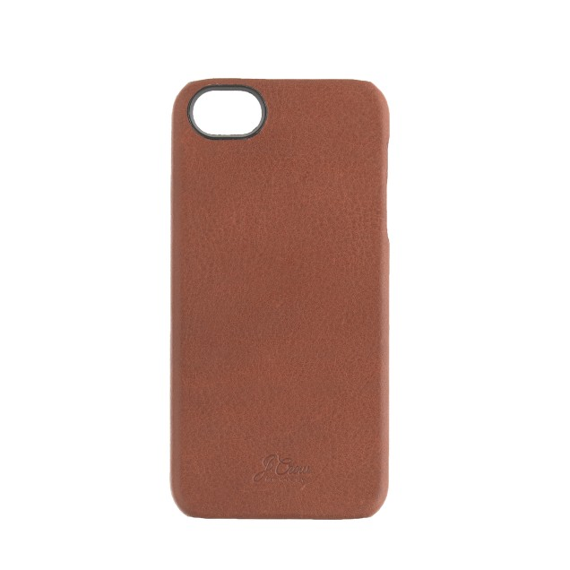 Leather case for iPhone® 5/5S