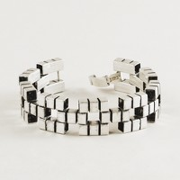 Brick lane bracelet