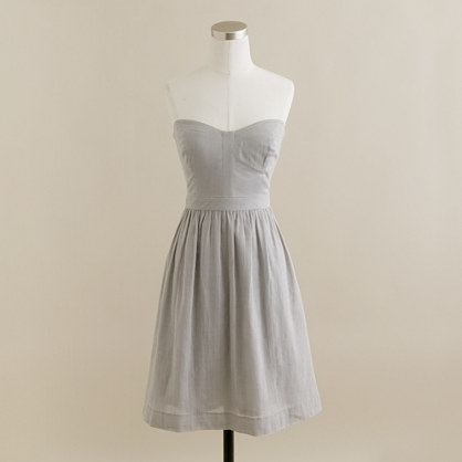 Belinda dress in cotton gauze