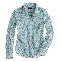 Liberty popover in Phoebe floral