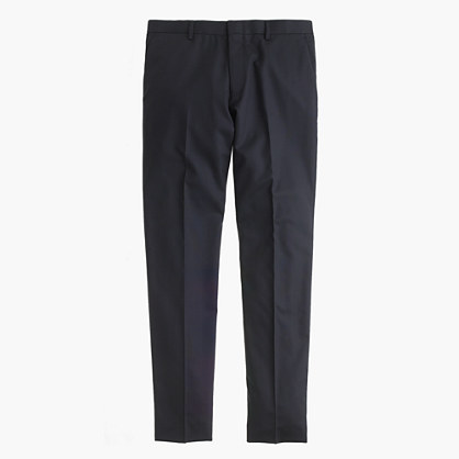 Ludlow suit pant in Italian wool