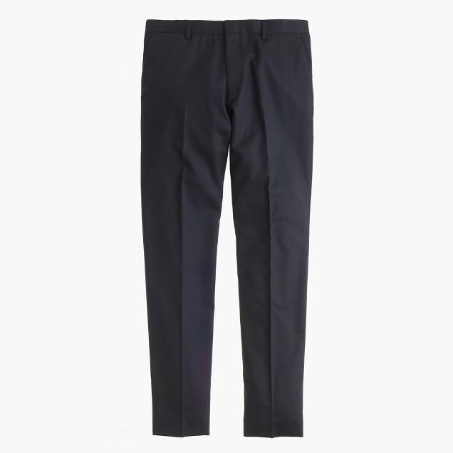Ludlow suit pant in Italian wool