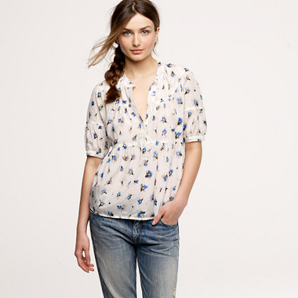 Jcrew Peasant Blouse 13