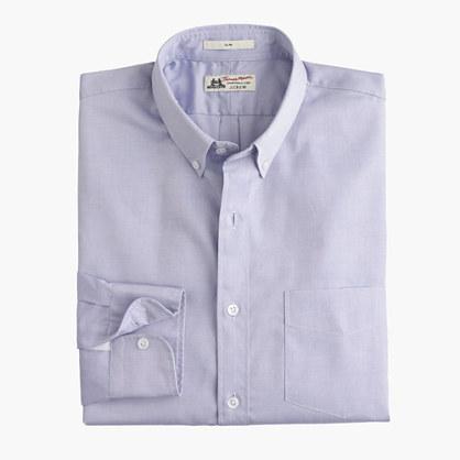 Slim Thomas Mason® for J.Crew shirt in pinpoint oxford cloth