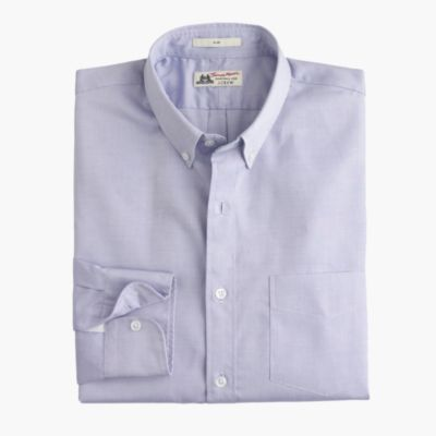 Slim Thomas Mason® for J.Crew shirt in pinpoint oxford cloth