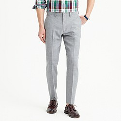 Bowery classic pant in wool