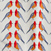 Birdsong side-tie hipster