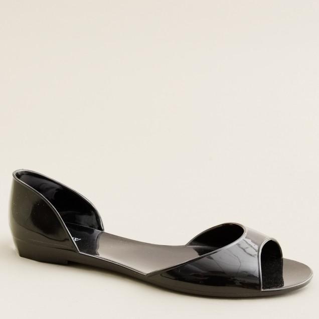Shoes Rain Flats