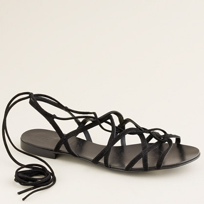 Sparta lace-up sandals