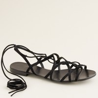 Sparta lace-up sandals