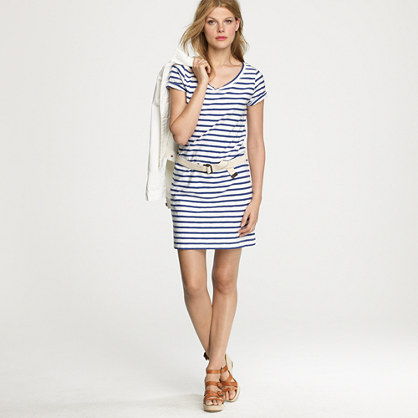 About town T-shirt dress