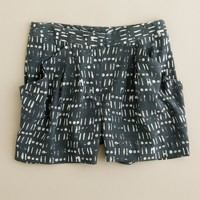 Batik saunter short