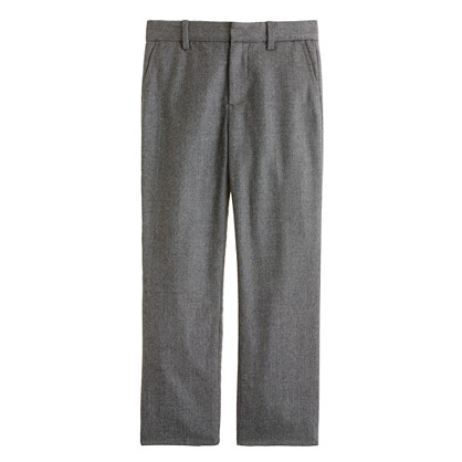 Boys' Collection slim Bowery pant in flannel