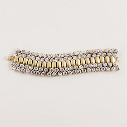 Honeycomb bracelet