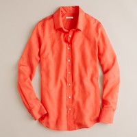 Perfect shirt in solid