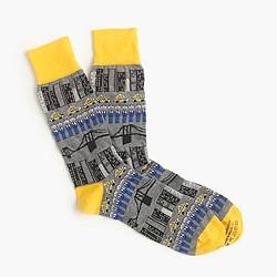 Corgi™ lightweight pattern socks
