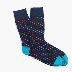 Corgi™ lightweight pattern socks