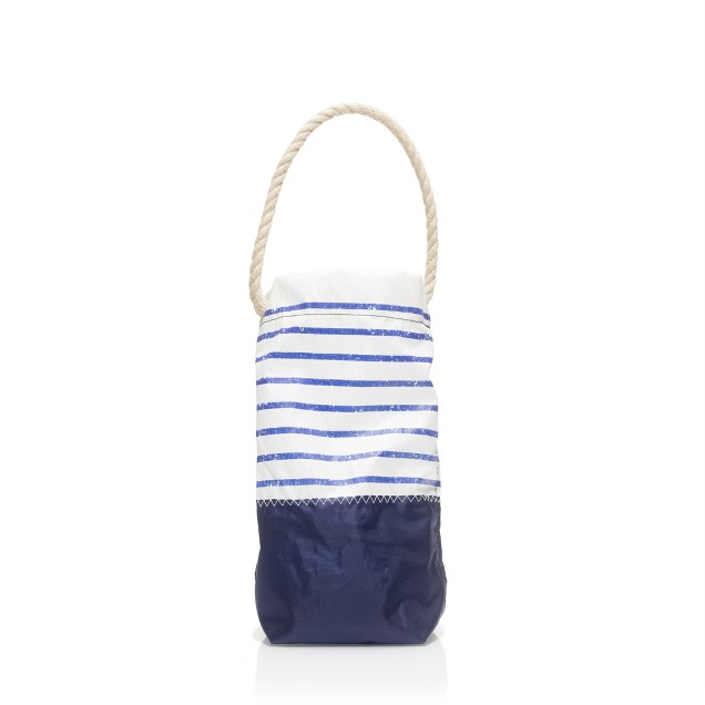 Sea Bags® for J.Crew wine tote