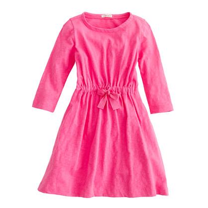 Girls' jitterbug dress