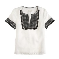 Collection pom-pom top