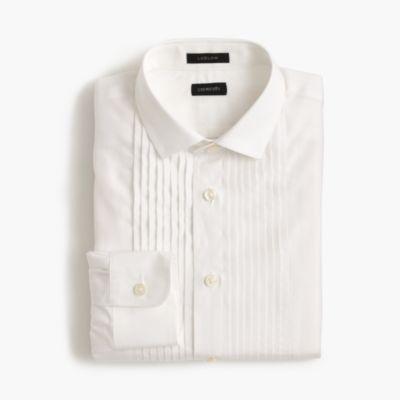 Boys' Ludlow tuxedo shirt