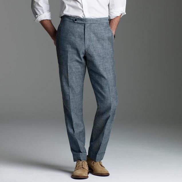 Billy Reid at J.Crew Blythewood trouser