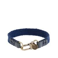 Caputo & Co. handwoven textile bracelet