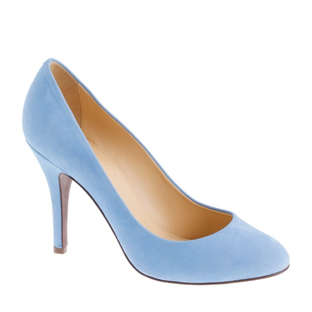 Mona suede pumps