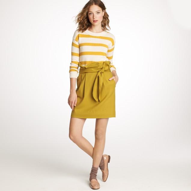 Petite Sash skirt