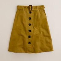 Cavalry skirt