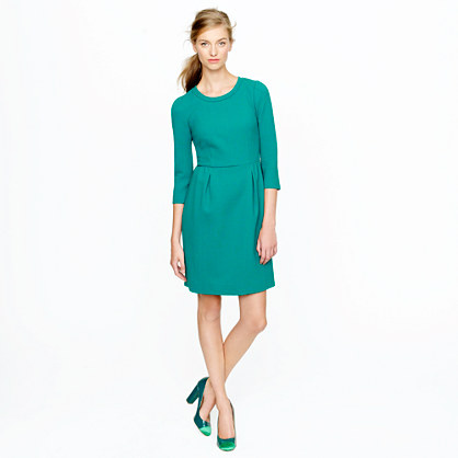 Petite Teddie dress