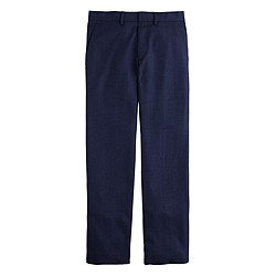 Bowery slim pant in wool
