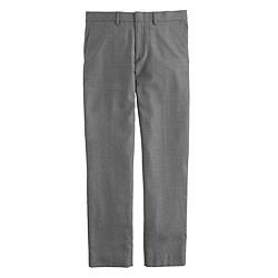 Bowery slim pant in wool