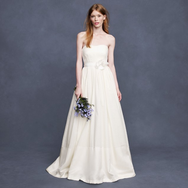 Corliss gown