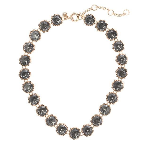 Crystal sparkle necklace