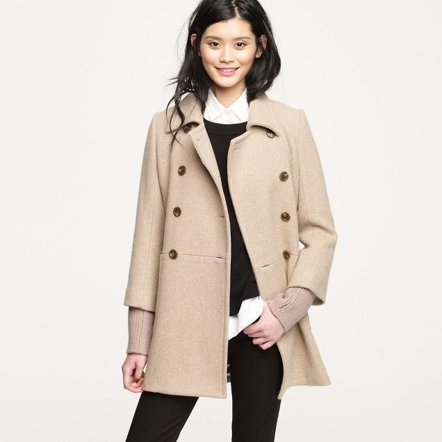 J crew womens coats