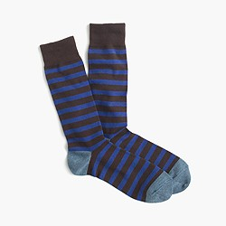 J. Crew Striped socks