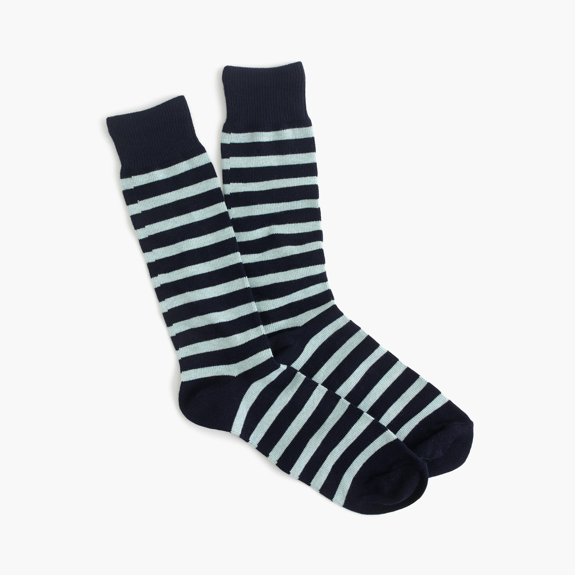 Men's striped socks available in multitudes of colors and stripe thicknesses that pack a bold, legendary punch. Shop now for stylish stripes.