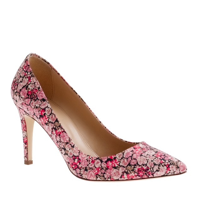 Everly Liberty Art Fabrics pumps