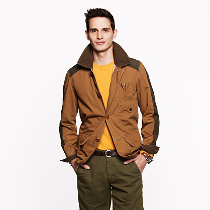Wallace & Barnes Contrast Barn jacket™