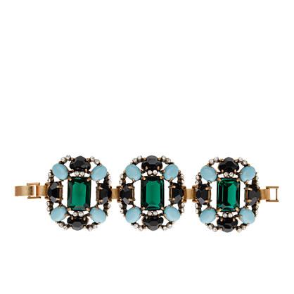 Grand stone bracelet