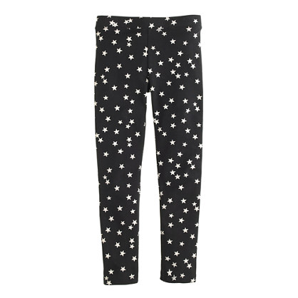 Girls' little dipper leggings
