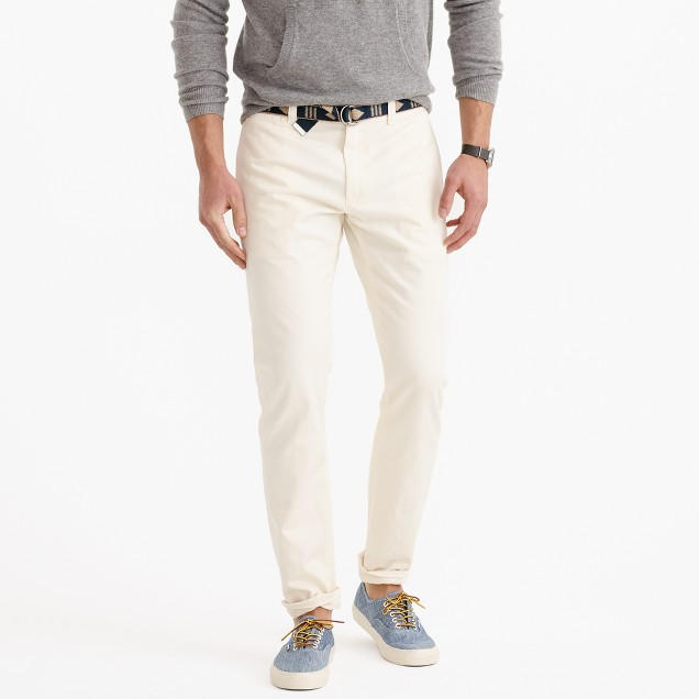 Sun-faded chino pant in 484 slim fit