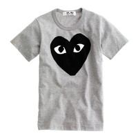 Comme des Garçons® Play printed heart tee