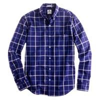 Slim Thomas Mason® Archive for J.Crew shirt in 1879 plaid