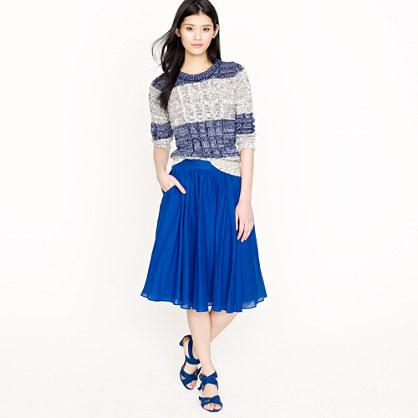 Jardin skirt