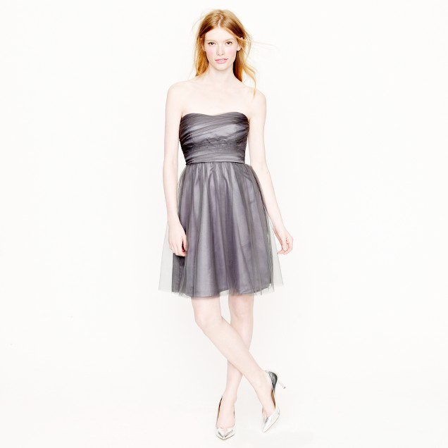Maura dress in tulle