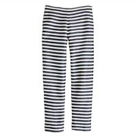 Collection raffia stripe pant